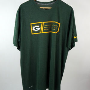 Nike Authentic NFL On Field Performance Shirt XL